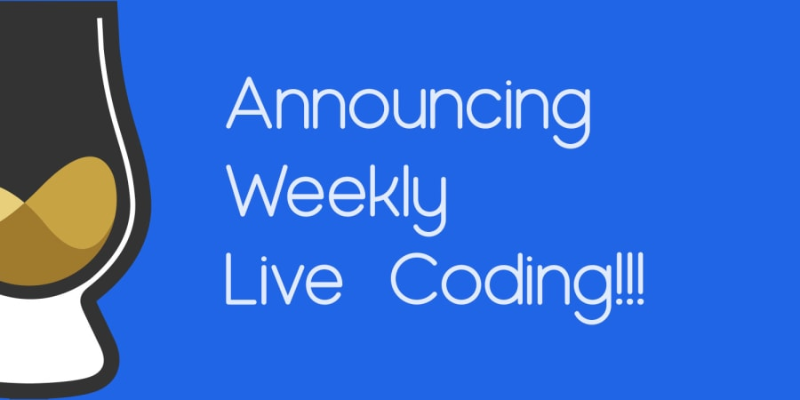 Live Coding is Boring. Announcing Weekly Live Coding with Scotch.io!