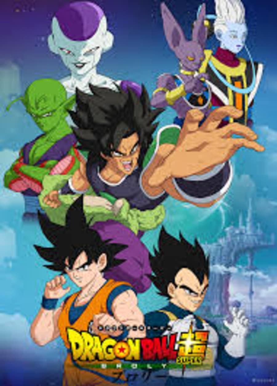 Ver Hd Dragon Ball Super Broly Online P E L I C U L A Completa
