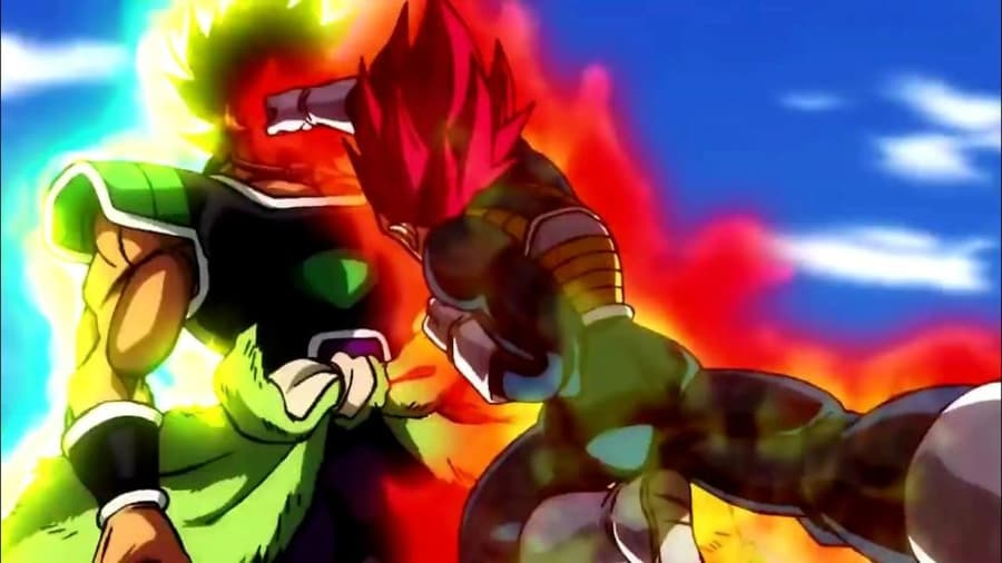 Repelis Hd Dragon Ball Super Broly 2019 Pelicula Completa Online