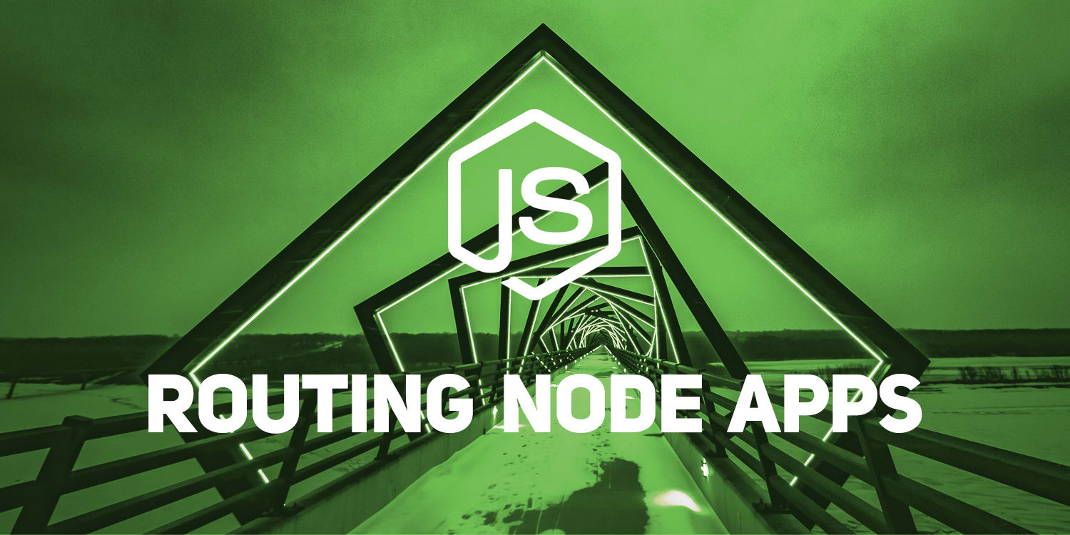 Routing Node Applications