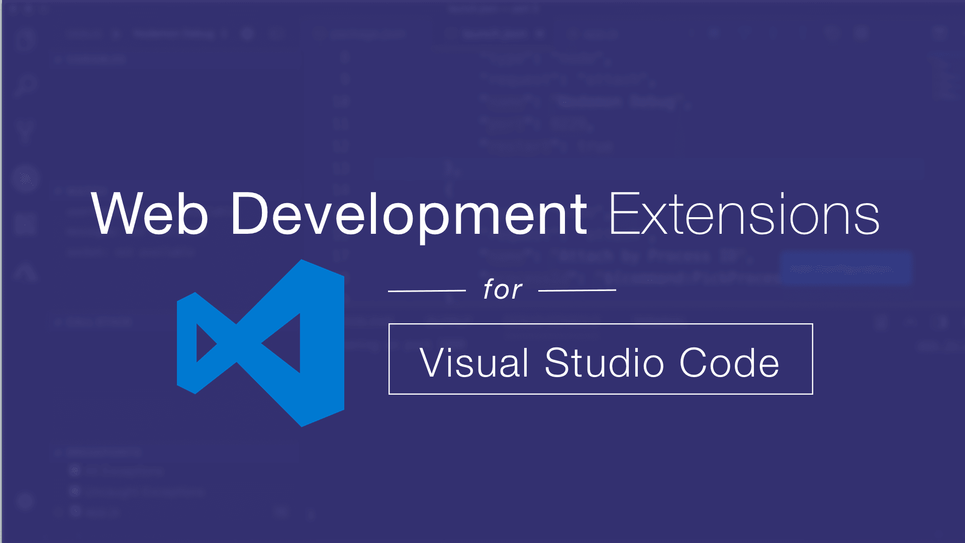 22 Best Visual Studio Code Extensions for Web Development ― Scotch io